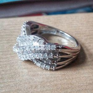 Jewelry - Genuine Diamond Ring